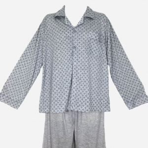 pijama adaptado abierto en espalda
