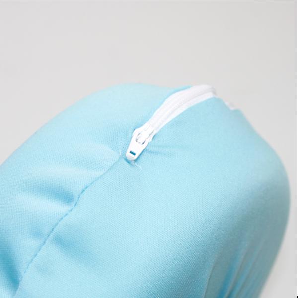 Almohada Viscolástica para cuello con doble funda